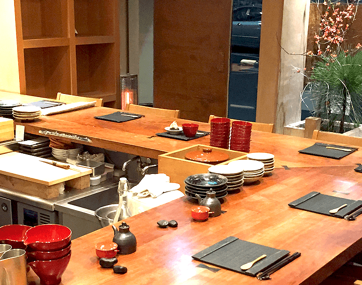 Japanease restaurant owan tokyo of shibuya